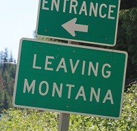 Leaving Montana -- What every decent, law-abiding citizen should do