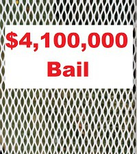 Bill Windsor, Producer and Director of government and judicial corruption documentary film, jailed with bail of $4,100,000 for the crime of filming the movie