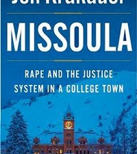 Bill Windsor is Alive and Well in the Rape Capital of America - Missoula Montana