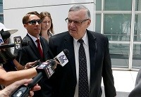 Sheriff Joe Arpaio's fate in hands of judge at criminal trial
