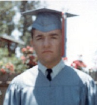 windsor-bill-1966-billy-in-cap-and-gown-in-yard-on-40th-cropped-200w