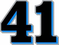 number-41-harris-decals-200w