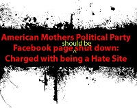gothic banner-american-mothers-should-be-shut-down-200w