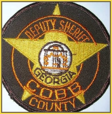 ga-cobb county sheriff